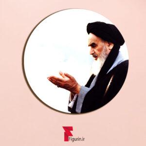 پیکسل چوبی طرح نماز امام خمینی (ره)