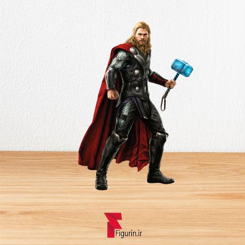 کاردبورد فیگور ثور (Thor)