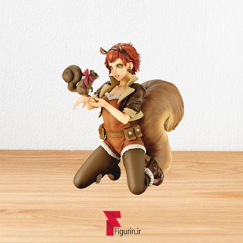کاردبورد فیگور دختر سنجابی (Squirrel Girl)