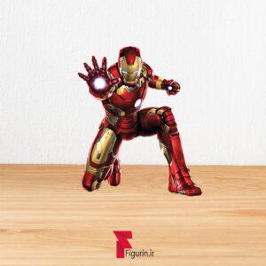 کاردبورد فیگور مرد آهنی (Iron Man)
