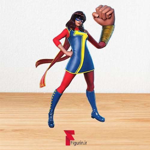 کاردبورد فیگور میسیز مارول (Ms-Marvel)