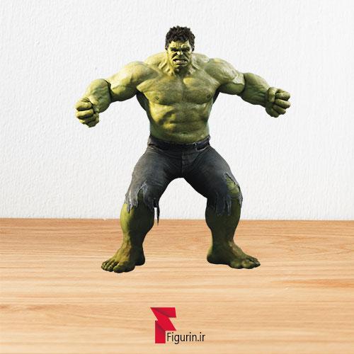کاردبورد فیگور هالک (Hulk)