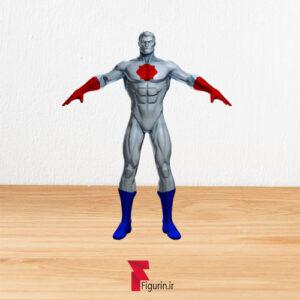 کاردبورد فیگور کاپیتان اتم (Captain Atom)