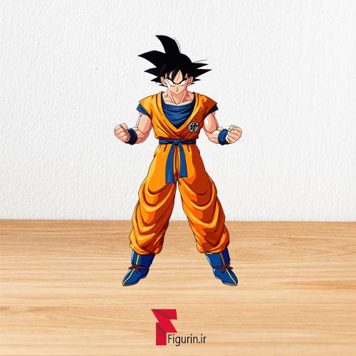 کاردبورد فیگور گوکو (Goku)