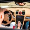آویز خودرو طرح بلک ویدو